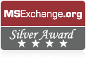 Award by MSExchange