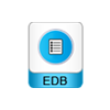 Recovery from Large Size EDB File