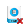 Offline or Damaged EDB File