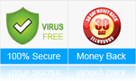 Virus Free & 30 Day Money Back